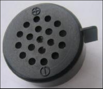 Round Speaker, Diameter 40mm, 1.3W, 8 Ohms