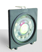 42.5mm X 39.6mm Square Speaker, 0.5W, 16 Ohms