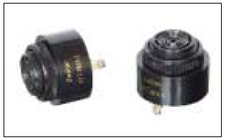 Panel Mount Buzzer, Diameter 35.7mm, With Fast Pulse Tone