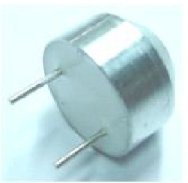 Water Proof Sensor, Center Frequency  40±1kHz, Diameter 18mm,SPL≥97(30cm/10Vrms)