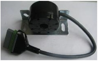 Back-Up Alarm, Diameter 101.6mm, 102 dB, Rated at 12VDC