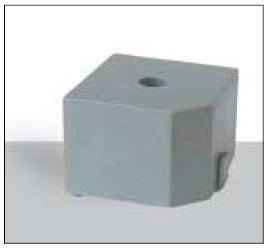 12.8X12.8mm, SMT Electro-magnetic Indicator, Surface Mount, 5VDC, 30mA, 85dB, Self Drive