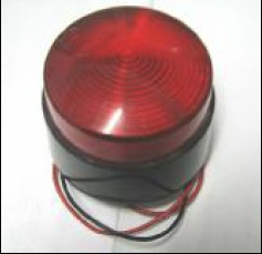 Beacon, Diameter 74.5mm, Lamp Power 2W, Flash Rate 50-80C/M, Rated Voltage 24VDC