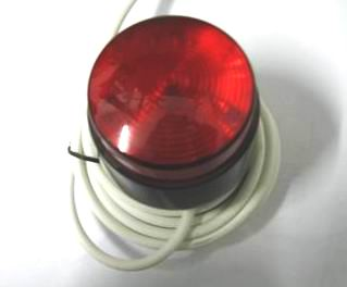 Beacon, Diameter 74.5mm, Lamp Power 2W, Flash Rate 50-80t/Min, Rated Voltage 230VAC