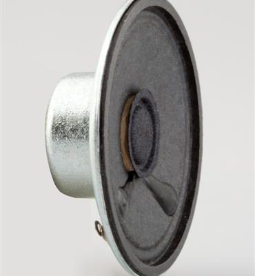 Round Speaker, Diameter 50mm, 0.3W, 80 Ohms