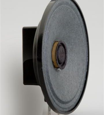 Round Speaker, Diameter 64mm, 1.0W, 25 Ohms