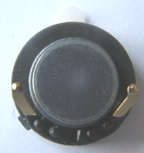 Round Mini Speaker, Diameter 18mm, 0.5W, 8 Ohms