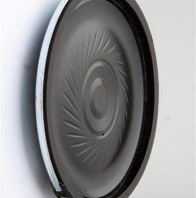 Round Speaker, Diameter 40mm, 1.0W, 100 Ohms