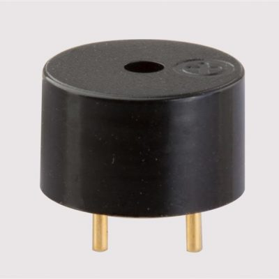 9mm, Electromagnetic Buzzer, 3Vo-p, 80mA, 82dB, non-self drive