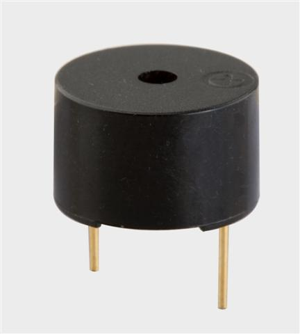 12mm Diameter Electro-magnetic Indicator, 5VDC, 30mA, 83 dB, Self Drive
