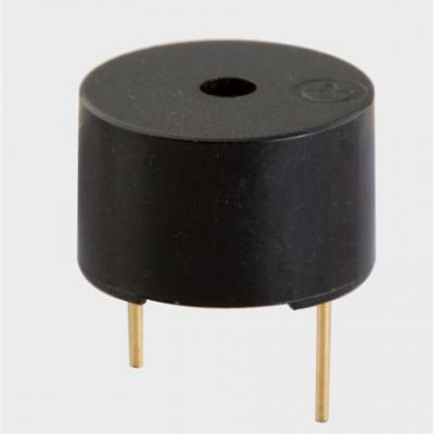 12mm Diameter Electro-magnetic Indicator, 12VDC, 30mA, 83dB, Self Drive