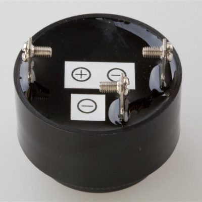Panel Mount Buzzer, Diameter 35mm, With Constant or Fast Pulsing Tone
