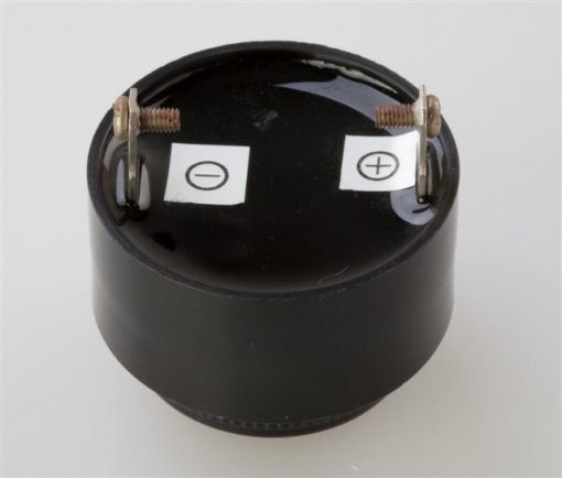 Panel Mount Buzzer, Diameter 37.5mm, With Fast Pulse Tone