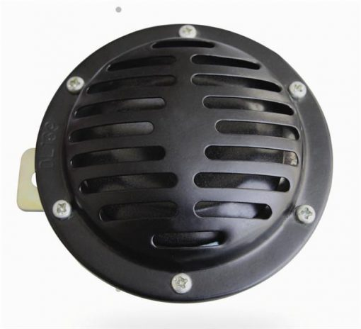 Automotive Horn, Diameter 110mm, Rated Voltage 12VDC, 105dB