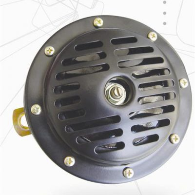 Automotive Horn, Diameter 130mm, Rated Voltage 24VDC, 110dB