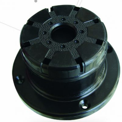 Back-Up Alarm, Diameter 86mm, 112dB, Rated at 24VDC