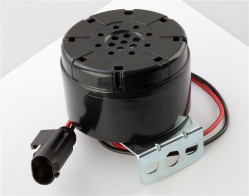 Back-Up Alarm, Diameter 60mm, 110 dB, Rated at 24VDC
